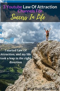 This post may contain an affiliate link (at no extra cost to you) We all want success in life. Success can come in any form. Anything is attainable if you kn Breathing Techniques, Change Your Mindset, Transform Your Life, Affirmation Quotes, How To Manifest, Law Of Attraction, Self Help, Affirmations, Channel
