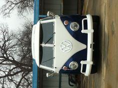 Blue VW Van! ❤️