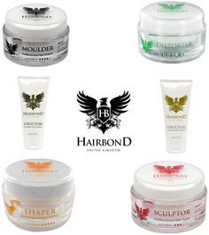 Hairbond, Hairbond mens hair styling products,Hairbond shaper, Hairbond Sculptor, Hairbond moulder, Hairbond, distorter,