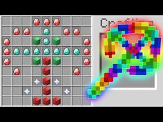Minecraft Room, Minecraft Tips, How To Play Minecraft, Lego Hogwarts, Aliens, Pixel Art, Rainbow, Ben 10, Sword