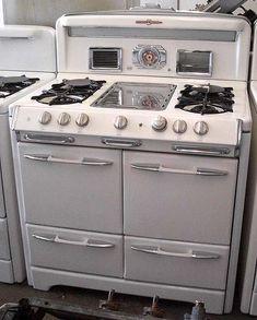General Appliance Refinishing, Inc. - Stoves For Sale: Late 1940's O'Keefe & Merritt