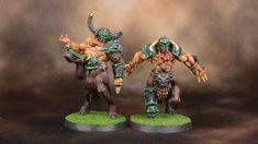 Bull Centaurs (Chaos Dwarf)