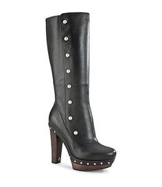 Love deez boots! Available at Dillards.com