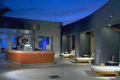 Rain Nightclub - Hotel, Restaurant & Nightclub Design by Big Time Design Studios Nightclub Bar, Nightclub Design, Sky Bar, Bar Designs, Time Design, Design Studios, Big Time, Night Club, Rain