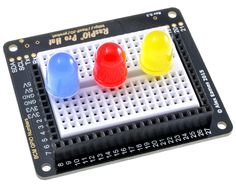 Is this electronics prototyping HAT the easiest-to-use ever?