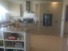Nice shaker kitchen & worktop
