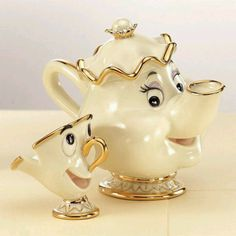 Best. Tea set. Ever.