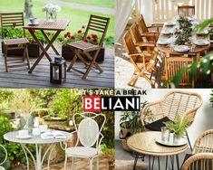 Es ist immer eine Zeit für eine Pause. Entweder im Garten oder auf dem Balkon, entweder auf dem Gartensofa oder dem Gartenstuhl. Sie müssen nur Ihre Zeit genießen! Pause, Take A Break, Outdoor Furniture Sets, Outdoor Decor, Rest, Home Decor, Outdoor Birthday, Al Fresco Dinner, Be Creative