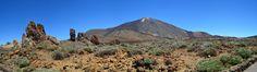 Canarias. Panorama #2. Teide