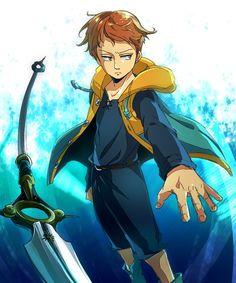King|Nanatsu no Taizai