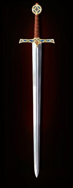 Sword Fyendbyter by dashinvaine.deviantart.com on @DeviantArt