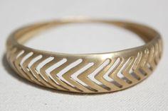 Bario Neal Herringbone Bracelet