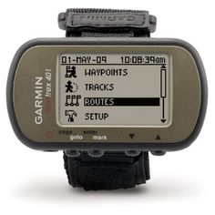 Garmin Foretrex 401 GPS - This wrist top GPS is great for anyone deploying, hiking or someone who just wants a GPS in a small compact design. The 401 performed every time that I needed it and was accurate within a few meters. -RL
