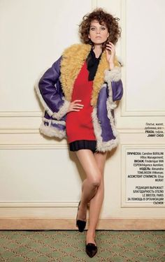 Marie Claire Ukraine September 2014