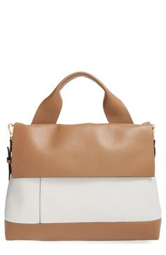 Marni Soft Leather Top Handle Flap Bag available at #Nordstrom