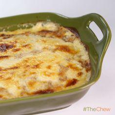 Michael Symon's Crepe Lasagna #TheChew
