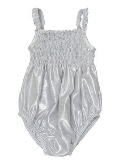 no added sugar belle metallic snug baby swim suit   Sand Dollar Dubai - Beach / Swimwear Online Store