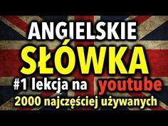 Dlaczego warto zacząć naukę angielskiego od 1000 najczęściej używanych w nim słów? - YouTube