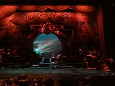Alliance theater set for Christmas Carol! Wouldn't it be lovely for Alice through the Looking Glass?