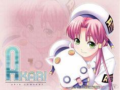 ARIA - Akari & Aria-shyachou