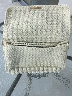 Crochet bag Bags Luxury bug Crochet handbag Handmade