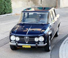 Bahman Cars: ALFA ROMEO Giulia Super 1600 (Limousine)