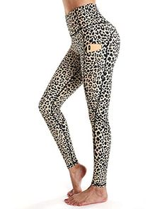 STYLEWORD Womens Yoga Pants with Pockets High Waist Workout Leggings Running Pants – DeepShopo – Apparel and Accessories Store Workout Leggings, Workout Pants, Women's Leggings, Printed Yoga Pants, Printed Leggings, Yoga Pants With Pockets, Leopard Print Leggings, Cute Outfits With Jeans, Waist Workout