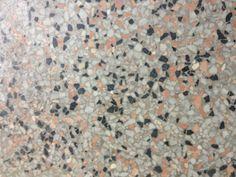 Terrazzo floors