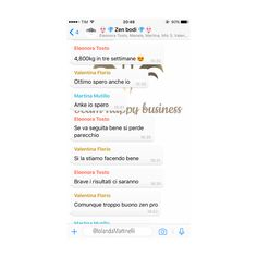 La #chat del mio #cuor 💖 Le mie #clienti 😍