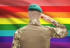 For thousands of gay veterans, less-than-honorable discharges are a stain upon their military records.