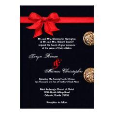 marine corp wedding   5x7 Marine Corp Dress Blues Wedding Invitation