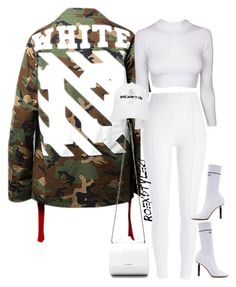 """""""-"""" by roexstylez89 ❤ liked on Polyvore featuring Off-White, River Island, Vetements, Nasaseasons and Givenchy"""