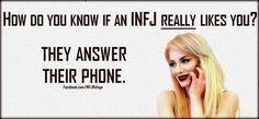 True story! #INFJ