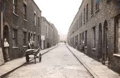 Ainsty Street, Rotherhithe, 1939