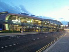 Dublin Airport (DUB) - Aerfort Bhaile Átha Cliath en Dublin