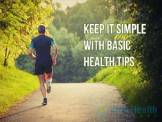 KEEP IT SIMPLE WITH THESE HEALTH TIPS.Visit www.sophysports.com to get a Exercise Ball