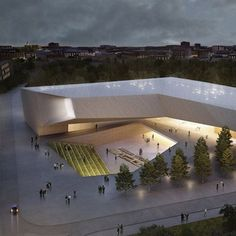 Museum of Tolerance – Architecture Linked - Architect & Architectural Social Network