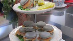 Macarons gehen auch salzig: Enie van de Meiklokjes macht Macarons mit Frischk...