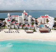 GR Caribe By Solaris Deluxe All Inclusive Resort in Cancun Like this.