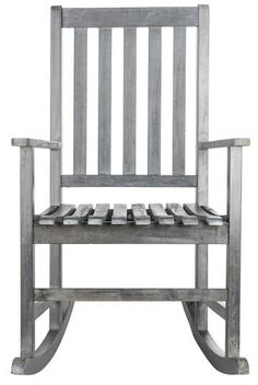 Barstow Rocking Chair - Rocking Chair - Rocker - Outdoor Rocking Chair - Porch Rocking Chair - Porch Chair - Wood Rocker   HomeDecorators.com