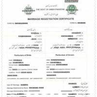 muslim marriage certificate online
