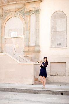 Trumpet Player + Fashion Shoot <3