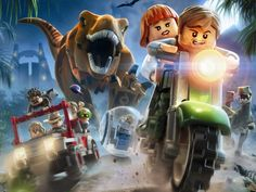 lego jurassic world party supplies - Google Search