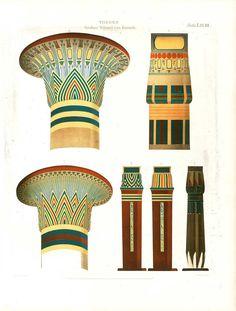 GroBer Tempel von Karnak - Theben | Lepsius Projekt