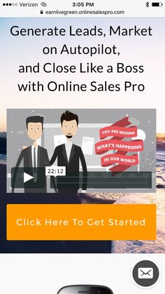 #OnlineMarketing: Generate Leads, Market on Autopilot, and Close Like a Boss with Online Sales Pro. Learn More at https://earnlivegreen.onlinesalespro.com/s-6