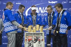 All Nippon Airways get involved in LPGA championship sponsorship in 2015. They will also be the official airways of LPGA.