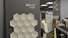 Concrete Tiles BOLLS by KNAPPT