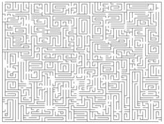 Image result for mazes to print
