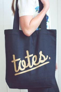 Totes Tote Bag - hahaha