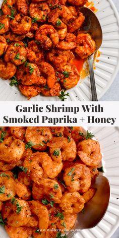Shrimp Recipes For Dinner, Shrimp Recipes Easy, Healthy Dinner Recipes, Lunch Recipes, Easy To Cook Recipes, Recipes With Cooked Shrimp, Easy Food To Cook, Health Shrimp Recipes, Country Cooking Recipes